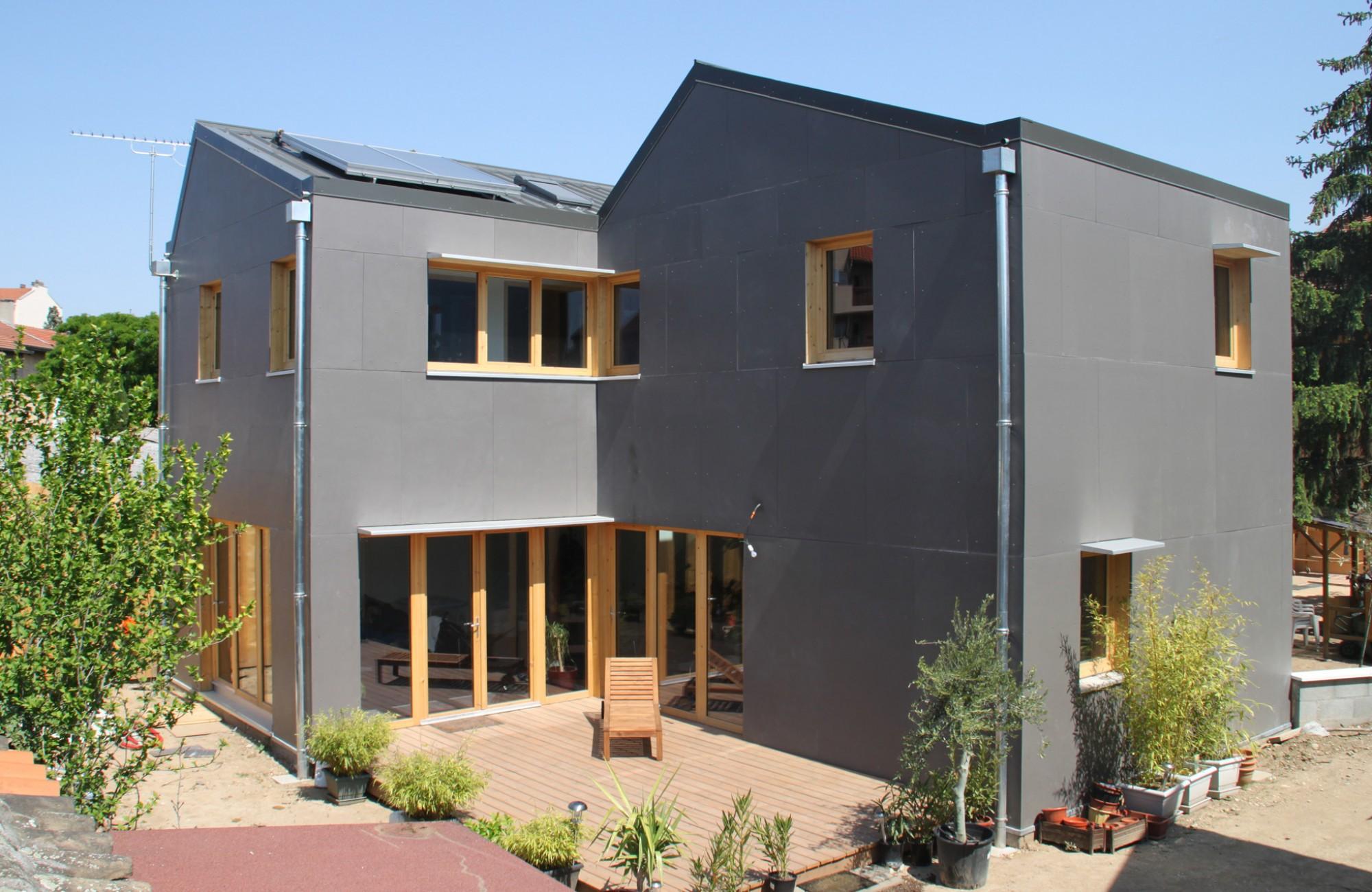 Constructeur maison lyon for Constructeur maison architecte